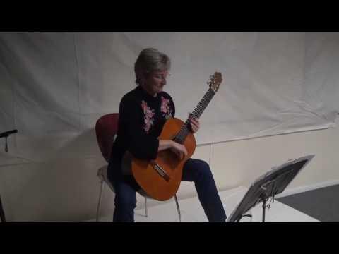Jane Nash - Classical Guitar Recital at Lasham Gliding Society