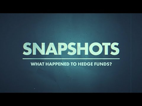 What Happened To Hedge Funds? | Bill Ehrman Interview