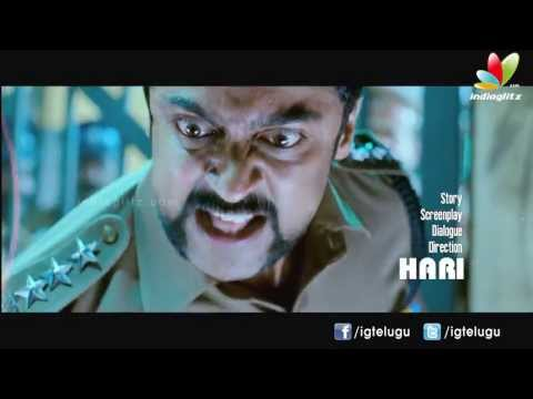 Singam Punch Dialogue Trailer | Surya | Hansika | Anushka | Yamudu 2