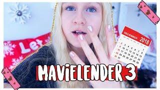 Rolex im Adventskalender? Vlogmas 2018   MaVie Noelle
