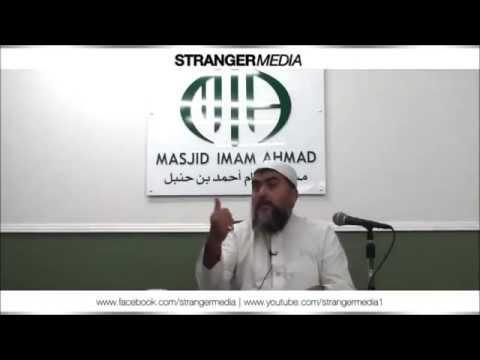 Ibn Taymiyyah on Mawlid - Shaykh Abu Adnan