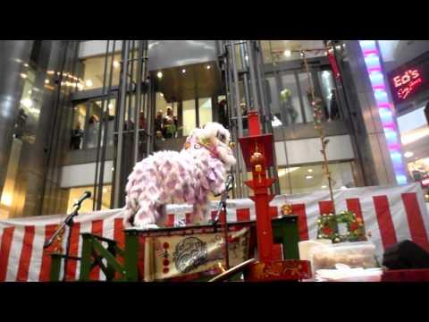 忠信龍獅團 Waterside Lion Dance Chinese New Year Celebration at West Quay (Southampton) Part I