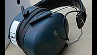 Обзор строительных наушников Bosch с активным шумоподавлением и радио