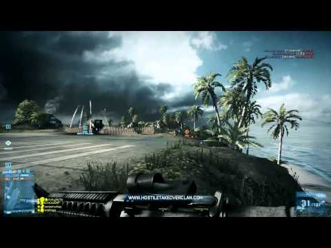 Battlefield 3 Squad Up: Wake Island Fun!