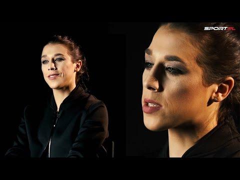 Joanna JĘDRZEJCZYK: jestem ŻOŁNIERZEM UFC