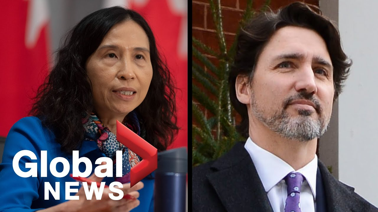 Coronavirus outbreak: Trudeau and Tam say Canada is slowing spread, but not 'out of the woods y