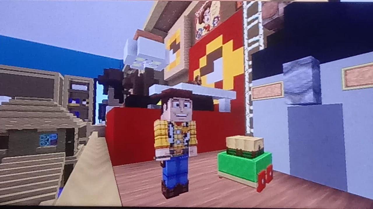Minecraft the show Episode 4 Dr Strange favorite song part 7