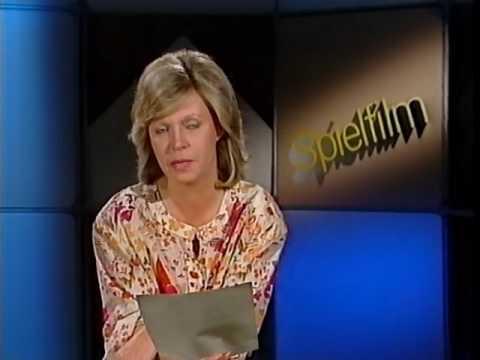 ZDF Ansage Mady Riehl So. 22.9.1985