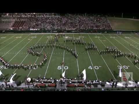 Halftime Show - Martin vs. South Grand Prairie