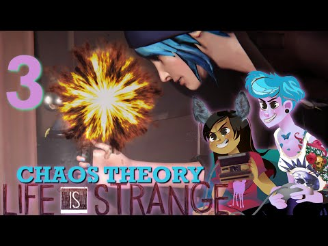 LIFE IS STRANGE EPISODE 3 CHAOS THEORY 2 Girls 1 Let's Play Part 3: Build a Bomb