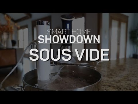 smart home showdown sous vide machines youtube. Black Bedroom Furniture Sets. Home Design Ideas