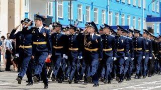Состоялся первый выпуск прапорщиков ФГКВПОУ «183 учебного центра» Министерства обороны РФ