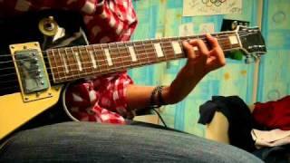 Killerpilze - Es geht auch um Dich (Guitar Cover)+ TABS.