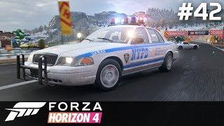 Forza Horizon 4 PC [#42] POLICJA Wygrywa WYŚCIGI! /z Skie