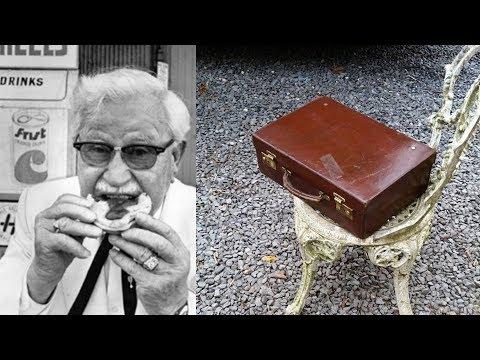 видео: Когда 70-летний мужчина открыл свой чемоданчик, мир изменился навсегда...
