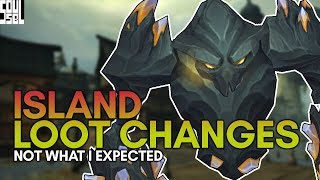 HUGE ISLAND LOOT CHANGES! But Is It Too Huge? World of Warcraft Battle for Azeroth 8.1