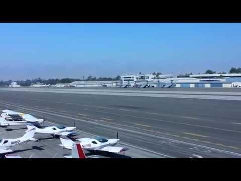 President Obama @ Santa Monica Airport