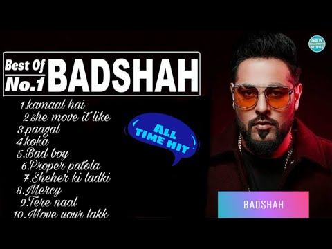 Top 10 Badshah Song  All Time Hit   2020