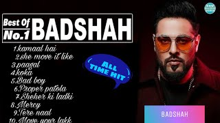 | Top 10 BADSHAH SONG | ALL TIME HIT  | 2020 |