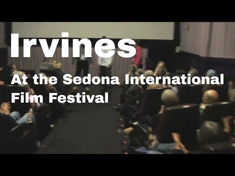 Irvines at the Sedona International Film Festival