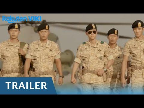 DESCENDANTS OF THE SUN - OFFICIAL TRAILER | Song Joong Ki, Song Hye Kyo, Jin Goo, Kim Ji Won