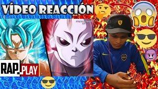 GOKU VS JIREN | KRONNO ZOMBER | Dragon Ball super | VÍDEO REACCIÓN |