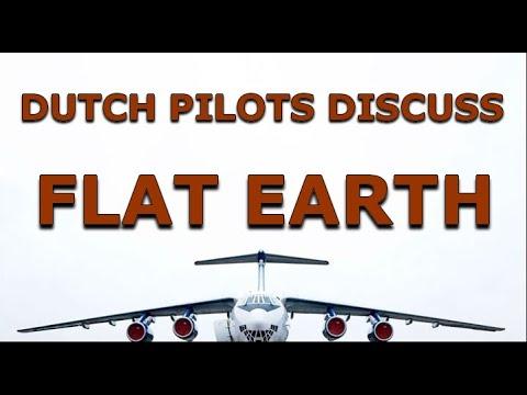Dutch Pilots Discuss Flat Earth thumbnail