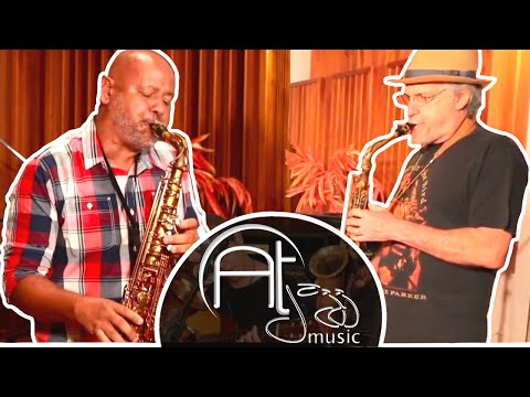 AT JAZZ Music #28 - Mauro Senise e Angelo Torres