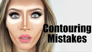 Contouring Mistakes You DON