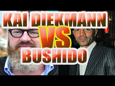 Bushido: Disstrack von Bildchefredakteur Kai Diekmann - SpongeBOZZ mag HAIE