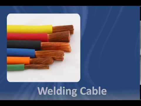 Welding Cable: Allied Wire & Cable Product Spotlight - YouTube