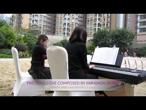 Precious Love by Miranda Wong - Hong Kong Wedding Live Band (Wedding Music for Violin and Piano)