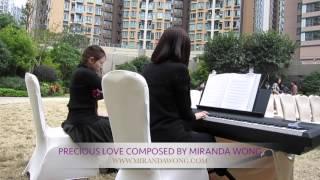 Video Precious Love by Miranda Wong - Hong Kong Wedding Live Band (Wedding Music for Violin and Piano) download MP3, 3GP, MP4, WEBM, AVI, FLV November 2017