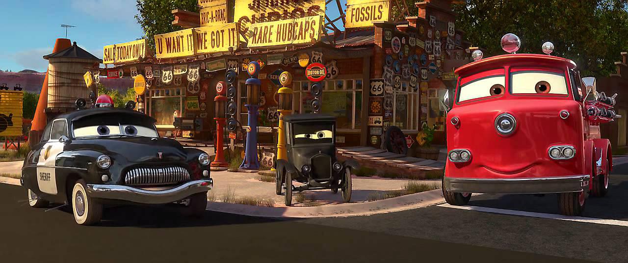 Amazing Cars 2 720p Blu Ray (My Favorite Scene)   YouTube