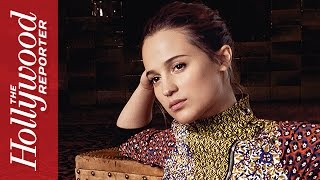 Alicia vikander: one day in the east village
