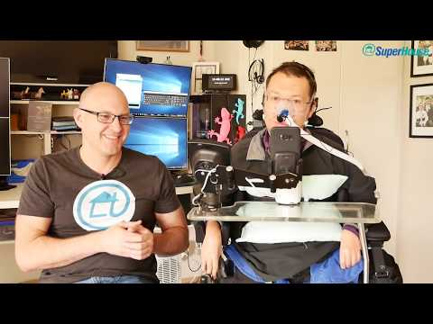 SuperHouse #29: Assistive Technology Projects With Chris Fryer