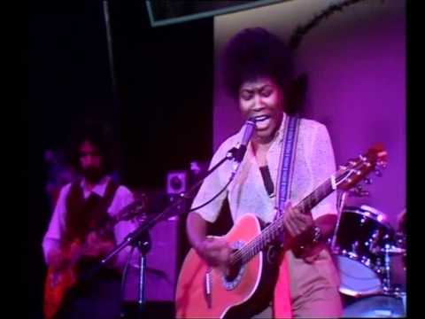 Joan Armatrading - BAREFOOT AND PREGNANT - live 1979