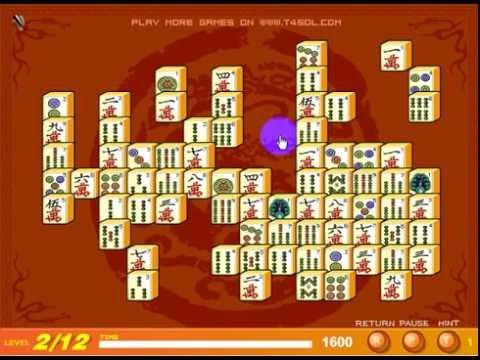 Маджонг онлайн - играть бесплатно с реальным соперниками!