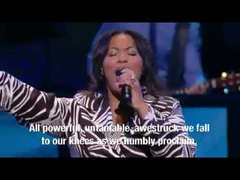 Lakewood Church Worship - 3/4/12 11am - Indescribable - Our God feat. Victoria Orta (Violin)