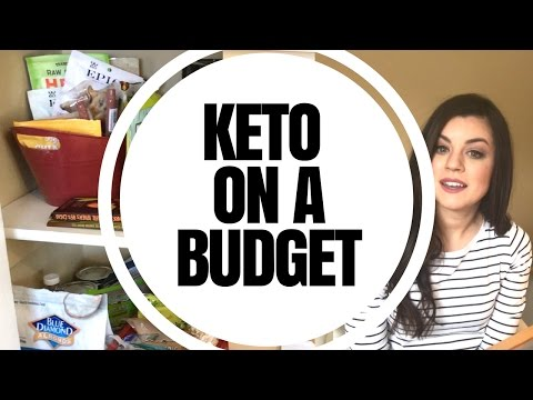 Keto on a Budget | What's In My Fridge?
