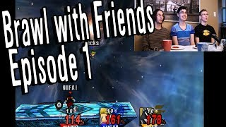 Smash Bros. Brawl: It Begins - Games with Friends