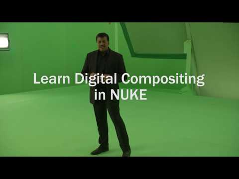Learn Digital Compositing in NukeX