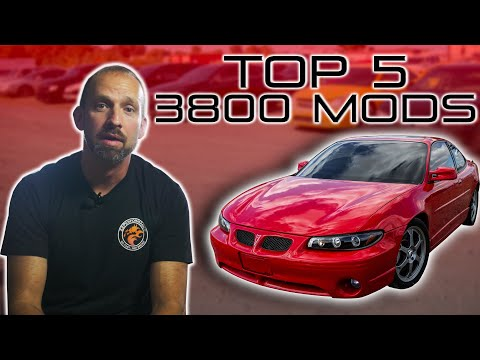 3800 Supercharged Top 5 Mods | ZZPerformance