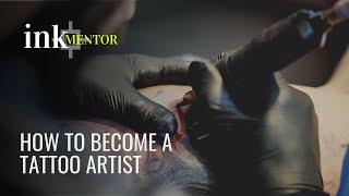 How to become a tattoo artist ♛ (Being a Tattoo Artist Series)