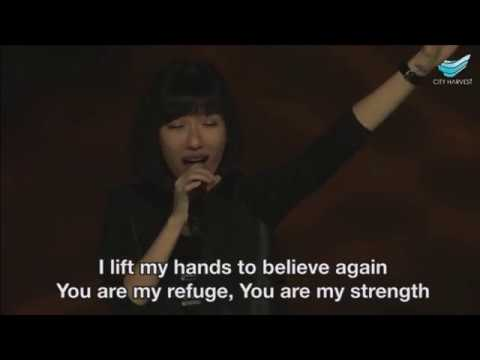 Renata Triani - I Lift My Hands @ City Harvest Church