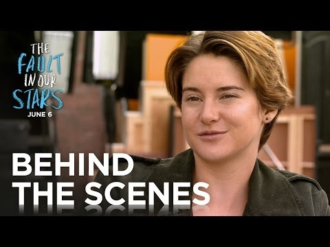 The Fault In Our Stars | The Scribe on Set - The Transformation [HD] | 20th Century FOX