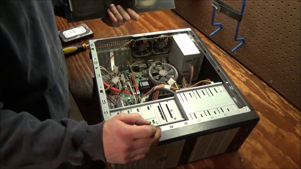 how to permanently delete hard drive