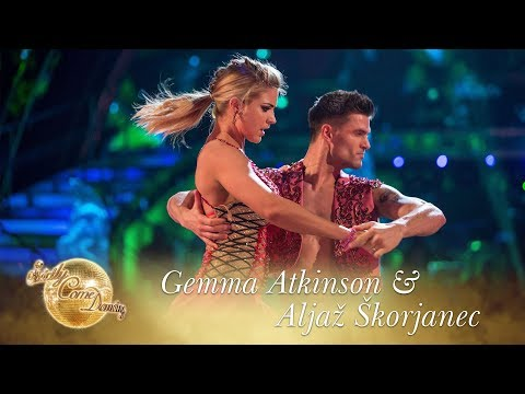 Judges' Pick: Gemma Atkinson & Aljaž Skorjanec Paso Doble to Viva La Vida  Final 2017