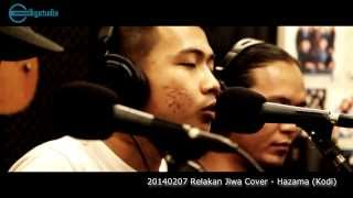 20140207 Relakan Jiwa Cover - Hazama (Kodi)
