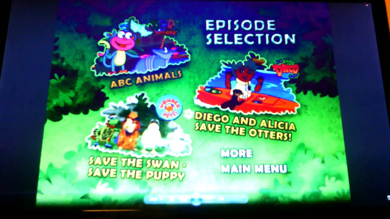 Animal friends menu walkthrough doovi for Nick s fish house menu